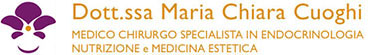 Studio Medico Dott.ssa Maria Chiara Cuoghi Logo